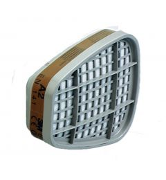 Verfdampmasker-filter