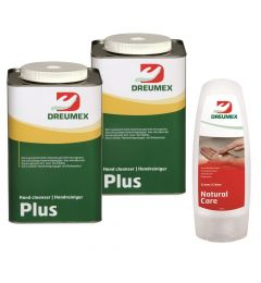 Handreiniger-2x-4,5-liter-Plus-+-gratis-tube-Natural-Care