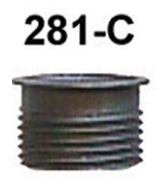 Bougie-schroefdraadhuls-M14-x-1,25-schacht-13mm