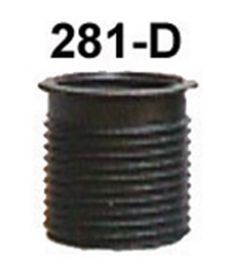 Bougie-schroefdraadhuls-M14-x-1,25-schacht-19mm