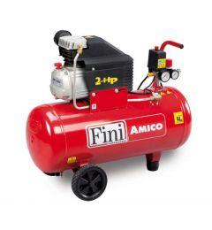 Compressor-50-l-Opbrengst:-170-l/min