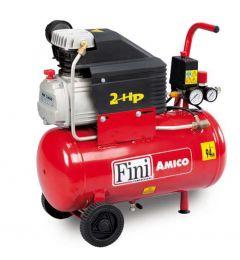 Compressor-24-l-Opbrengst:-170-l/min